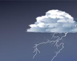 Jak zachować się w czasie burzy i pomóc osobie rażonej piorunem